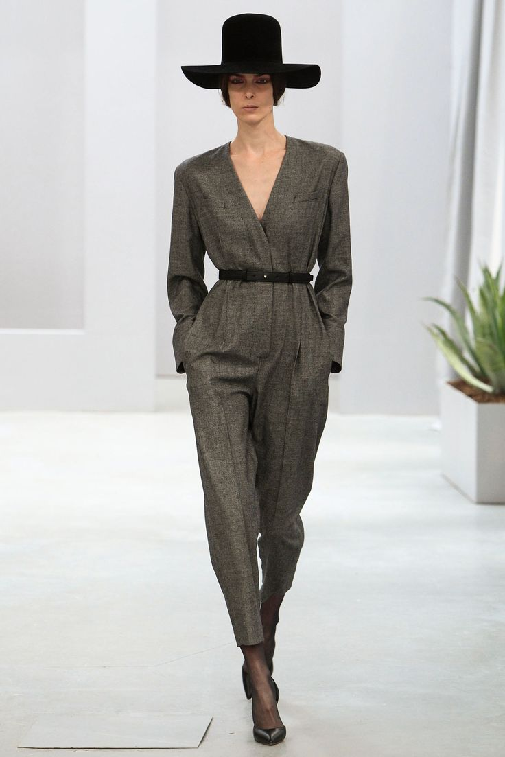 Barbara Casasola Fall 2014 Ready-to-Wear - Collection - Gallery - Style.com somewhere, in my head, I think this is my style