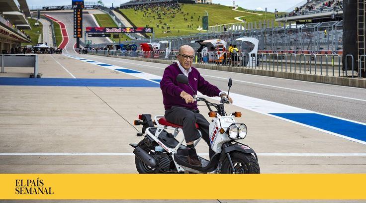 Carmelo Ezpeleta. El patrón invisible del motociclismo mundial
