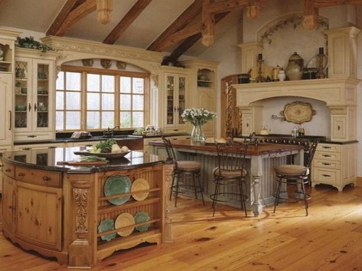 176 best italian kitchen designs images on pinterest for Italian kitchen design photos