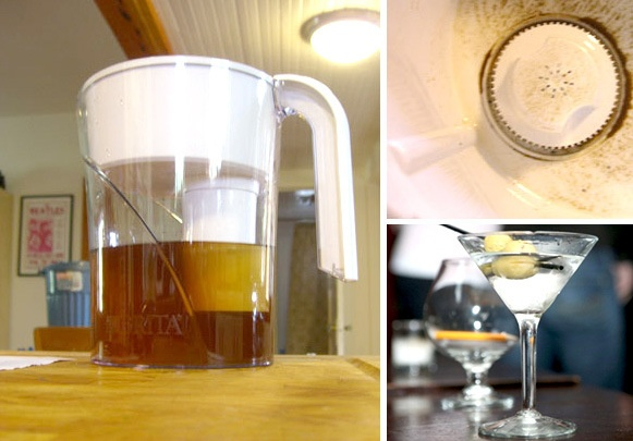 Gin recipe - no distillation