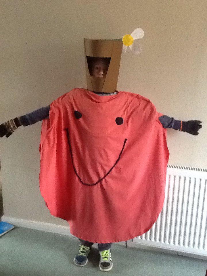 Mr wrong costume, mr men costume world book day