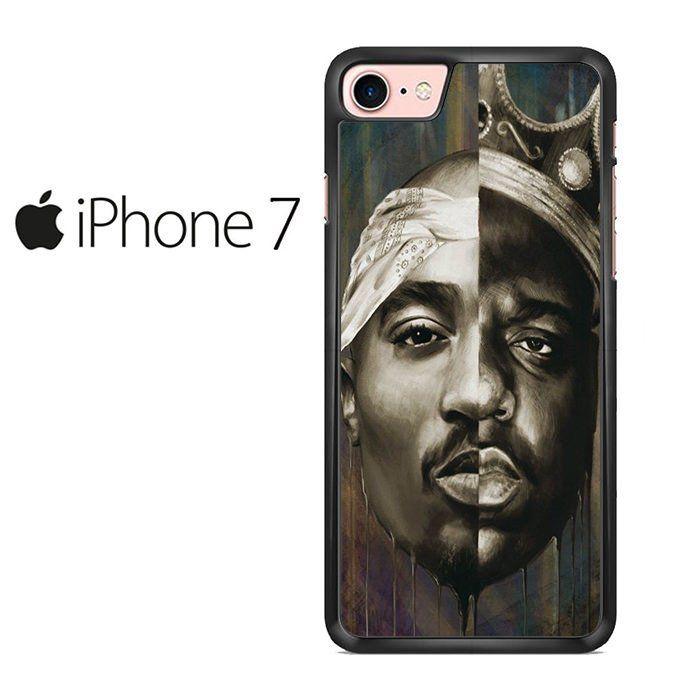 Biggie And Tupac Music Legends Iphone 7 Case #iphone7 #iphone7case #musiclegends