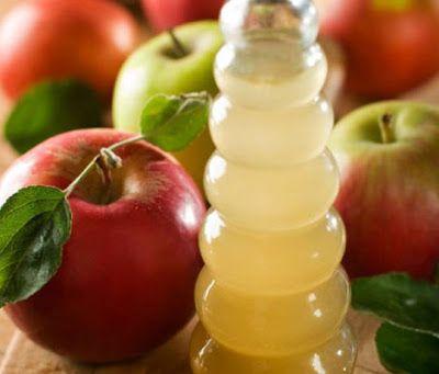 Вот что будет, если умывать лицо водой с яблочным уксусом… Ты точно не ожидала такого эффекта!