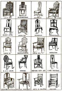 Furniture Design Through The Ages brilliant furniture design through the agesagns brun on seat