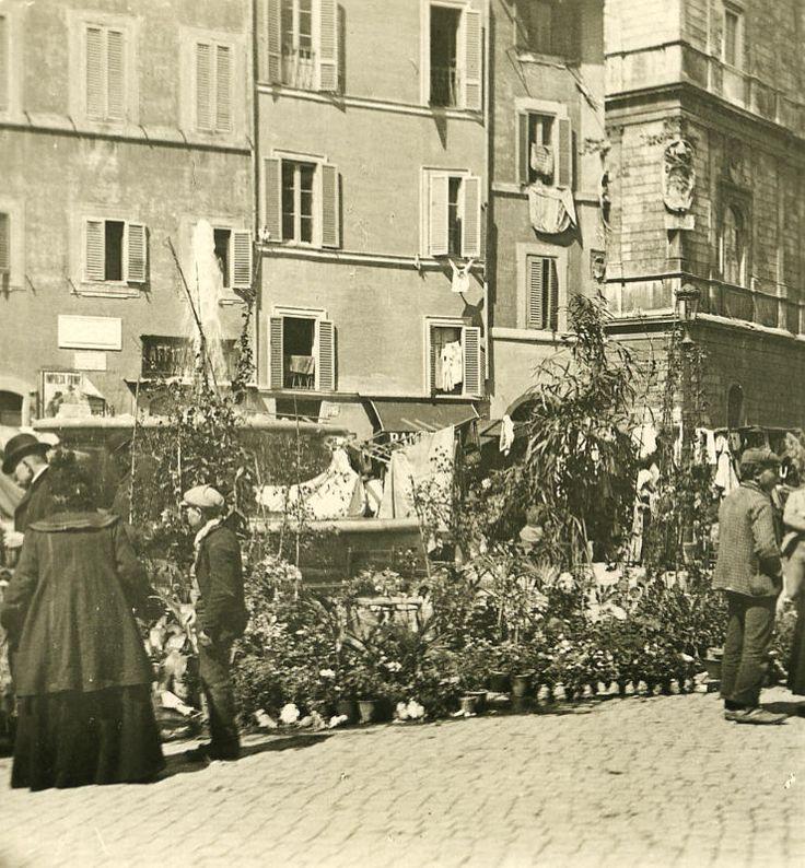 Campo dei Fiori 1900