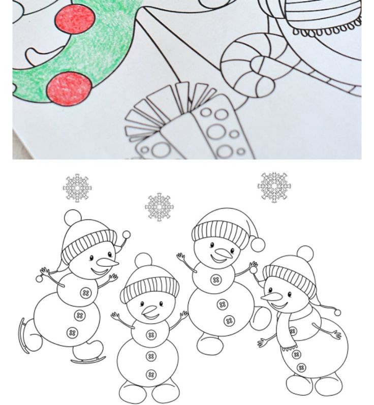 8 Free Colouring In Printables, Kids Will Love