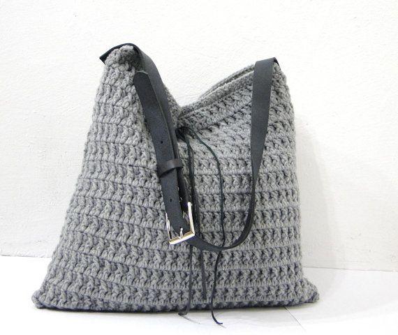 Reserved Sandy Crochet hobo bag  all seasons bag by BagsbyMellysse