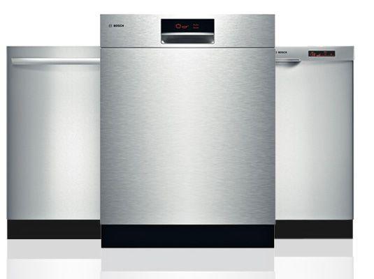 Bosch silent dishwasher