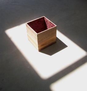 Veronika Toth- Petal box