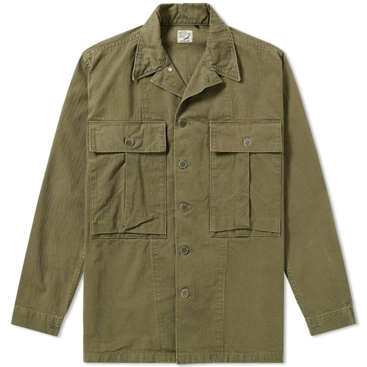 ORSLOW ORSLOW US ARMY JACKET. #orslow #cloth #