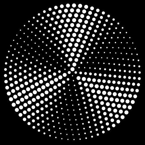 circle of circles by beeseandbombs