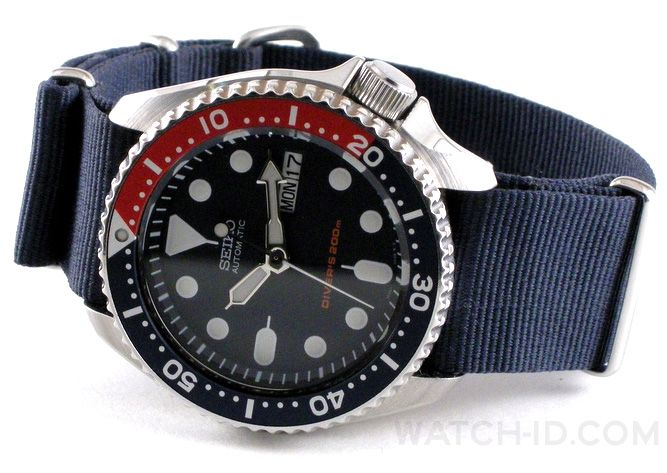Seiko SKX009 - Robert Redford - All Is Lost | Watch ID