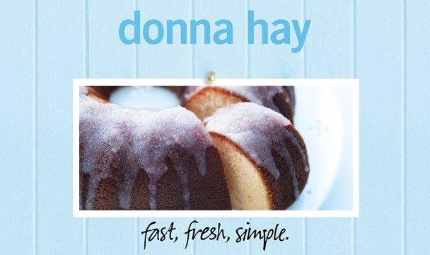Donna Lemon Yoghurt Cake