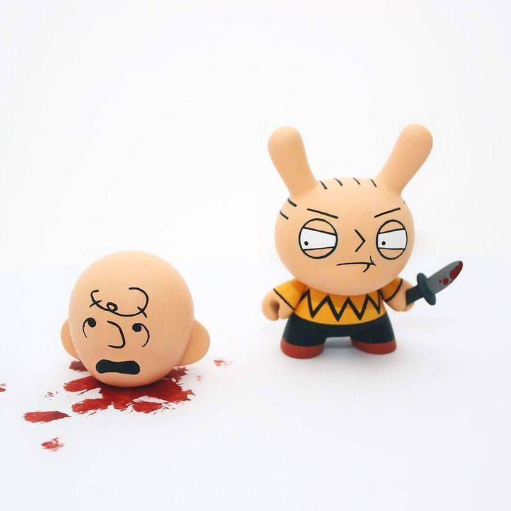 El Impostor  New mini serie on sale in my shop!  #wuzone #custom #dunny #kidrobot #cartoon #charliebrown #stewiegriffin #familyguy #thewuz #artoy #toy #vinyl #vinyltoy #acrylic #painting #collectible #geek #diy by thewuz