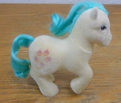 Cupcake. So Soft pony. Year 4. 1985-86.