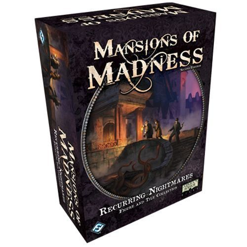 MANSIONS OF MADNESS: SECOND EDITION (2E) - RECURRING NIGHTMARES FIGURE AND TILE COLLECTION