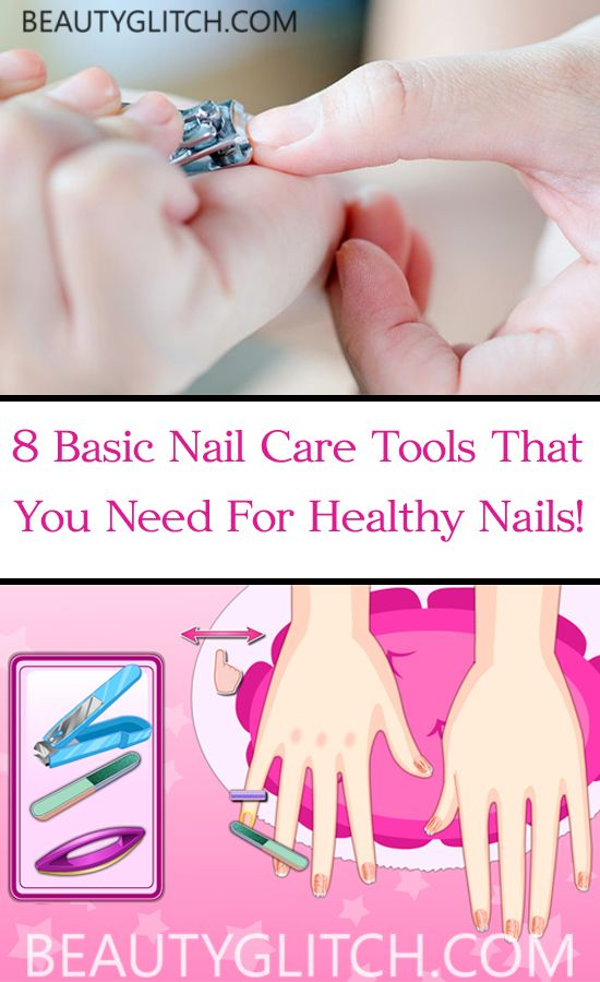 Nail Care Tools and Equipments for Beautiful Nails!