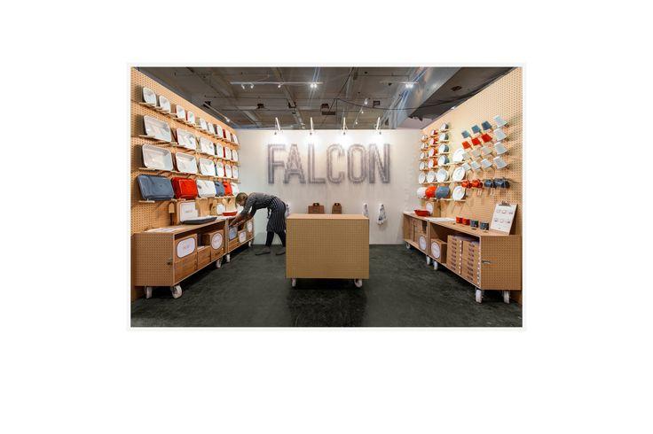 Falcon Pop-up Shop, London design festival, 2O12