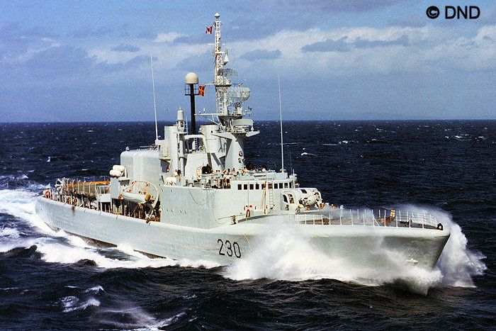 HMCS Margaree