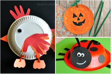 If you are looking for ways to engage your little one in crafts these projects are for you.I've rounded up some fun paper plates ideas ideal for toddlers and preschoolers to have fun with. My little boy (2 years) is really into painting, cutting and glueing things and we had lots of fun creating some …