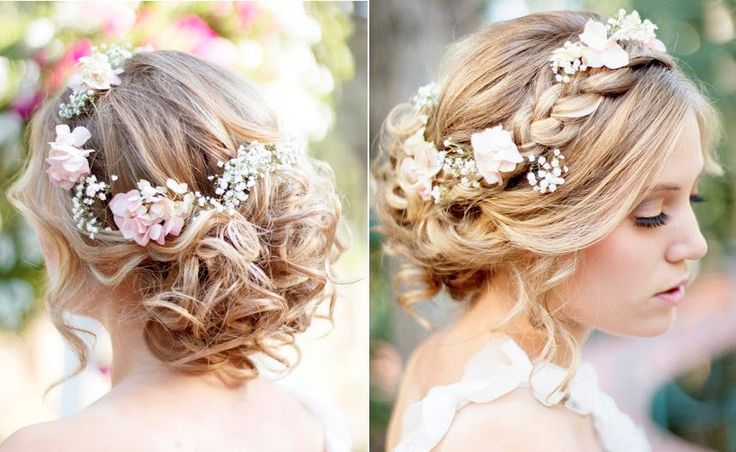 Sexiest Prom Hairstyles for Short Hairs  - For High school seniors and juniors, prom night has very special meanings. Well, girls like to look special as always. Girls always like to choose the... -  wedding-hairstyles .