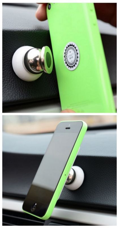 WOW! Cool iPhone Mount! This car accessory is a LIFESAVER for Roadtrips and long journies.