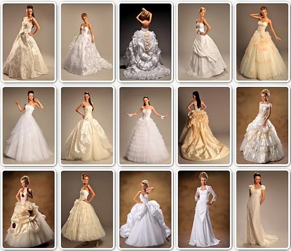 Für jeden Geschmack ein Kleid