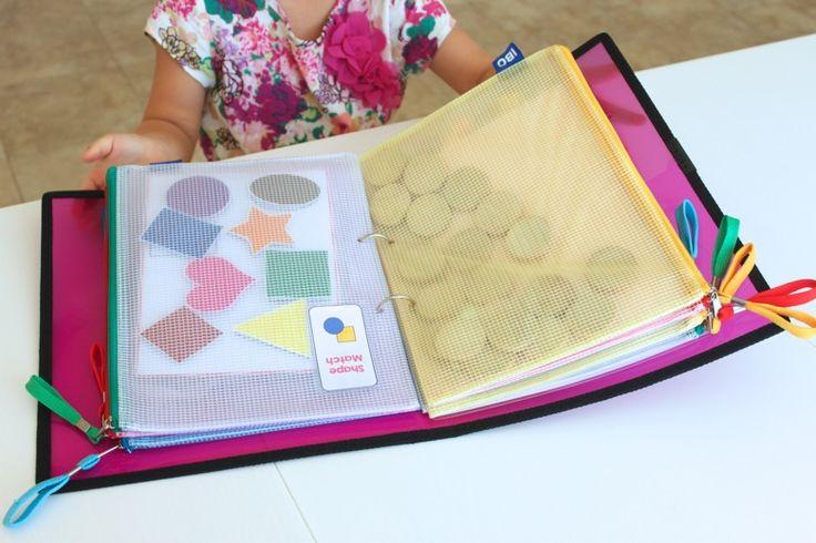 Portable Activity Kit for Little Travellers ‹ Mama. Papa. Bubba.Mama. Papa. Bubba.