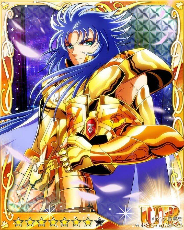 El más poderoso de la orden dorada    | Saint Seiya | Saint