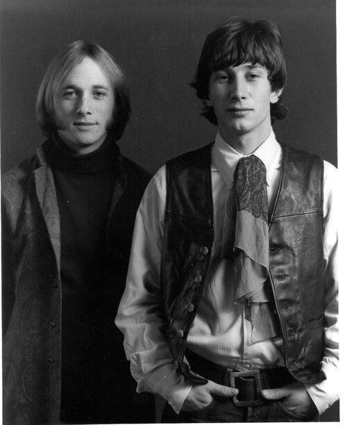 Steve Stills with Jim Messina