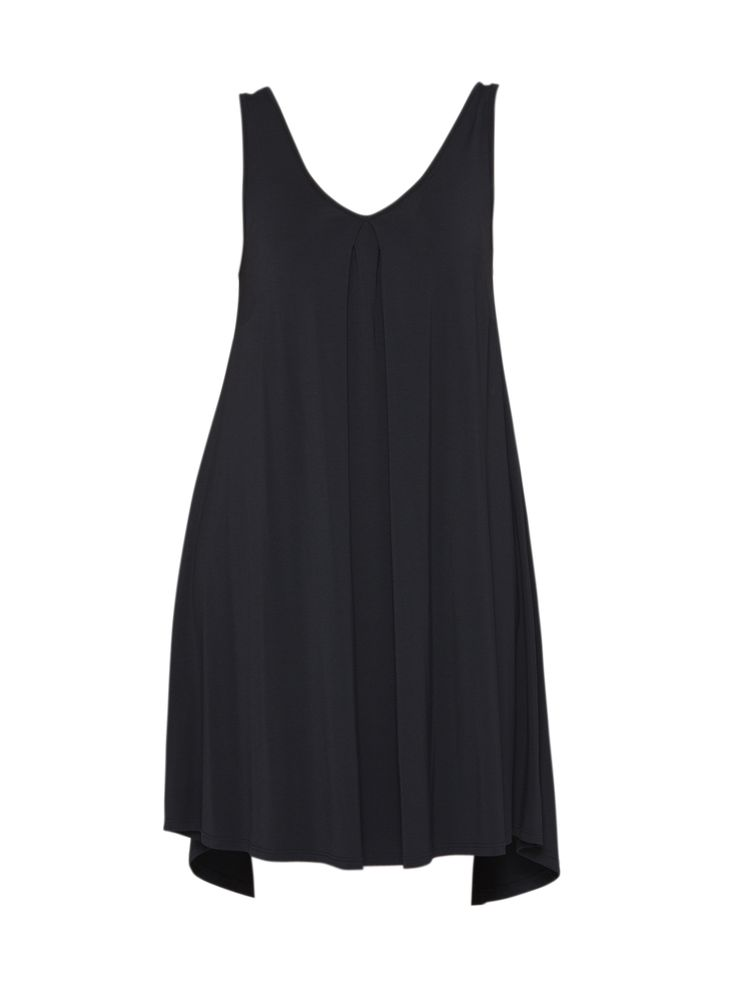 Tani - Swing V Neck Dress