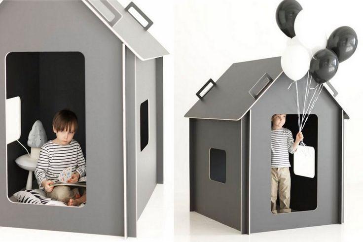maja playhouse by minna for Kannustalo.