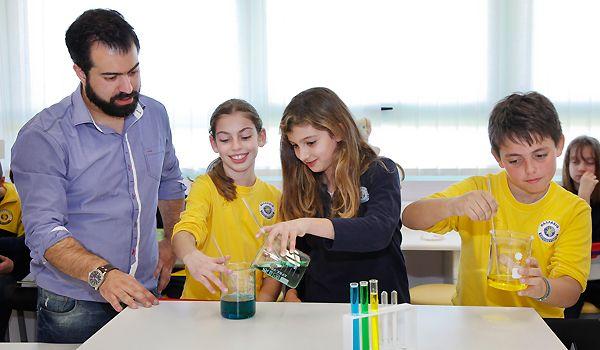 Οι Φυσικές Επιστήμες στο Διαδίκτυο για παιδιά (επιλεγμένοι ιστότοποι)