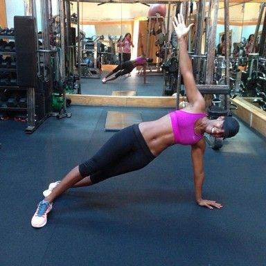 Celebrity News Today: Kelly Rowland Workout Instagram-Shape Magazine
