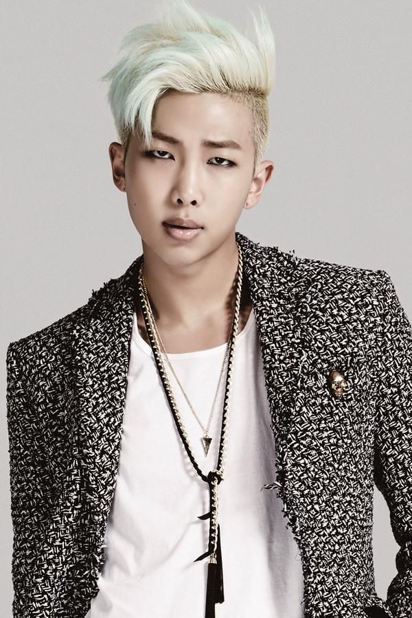 17 Best Images About Kim Namjoon Rap Monster Bts On
