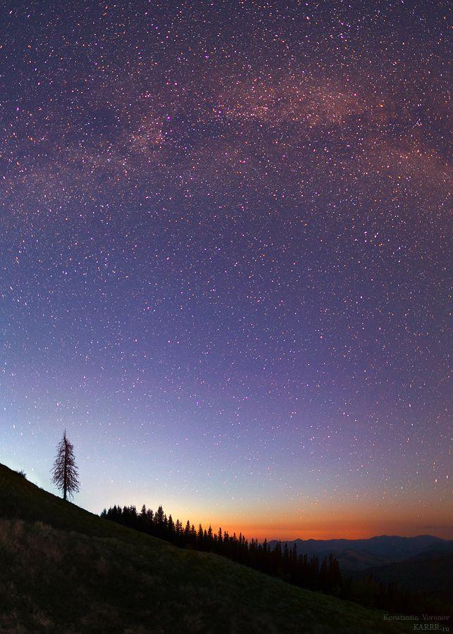 Carpathian Mountains, Eastern Europe