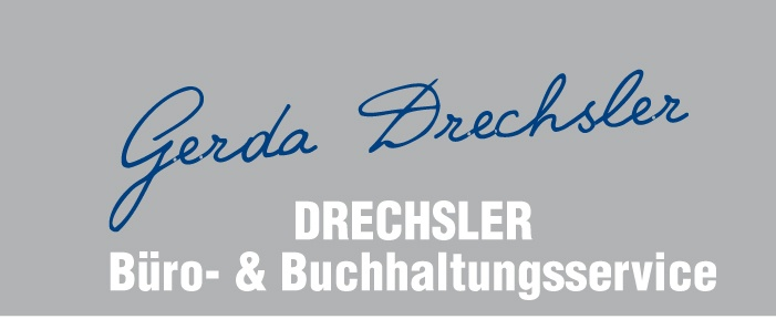Logo für Büro- und Buchhaltungsservice Gerda Drechsler