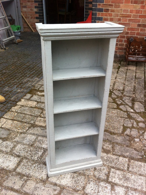 Small Bookcases Painted Uk Shelves Hanging