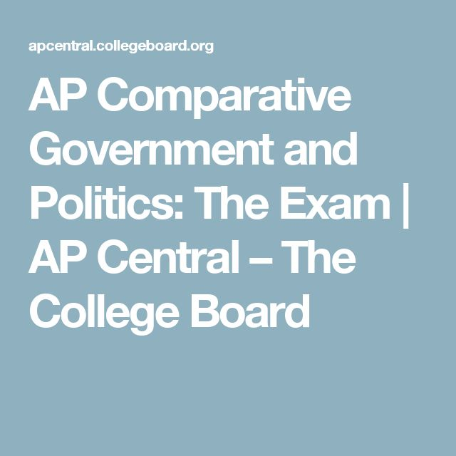 ap comparative government essay One month ap comparative government study guide june 14, 2016, 11:00 pm preparing for an ap exam in just one month can seem like a tall order, but is perfectly doable with the right plan - a plan which will prepare you for the test and boost your test-taking confidence by getting you used to test-like conditions.