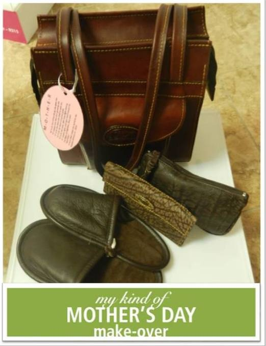 Hand bag - From R 1 500.00 Wallet - R 366 Make-Up Bag - R 385 Slippers - R 240  Earthbound (Shop: 30) 011 823 4972