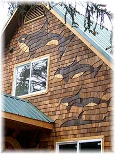 34 Best Cedar Shingle Designs Images On Pinterest Cedar