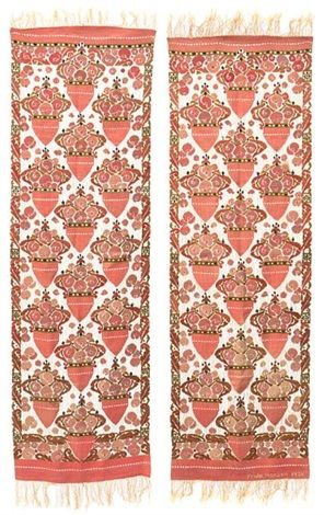 Tapestries (pair) av Frida Hansen