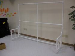 pvc room dividers images | PVC Portable Room Divider