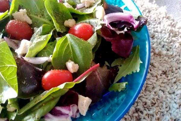 Recipe: Simple Labor Day Salad Starring Lemony Almond Cheese #vegan: Green Planets, Labor Day, Vegan Recipes, Simple Labor, Almonds Cheese, Vegans Cheese, 25 Vegans, Vegans Recipes, Dairy Forever