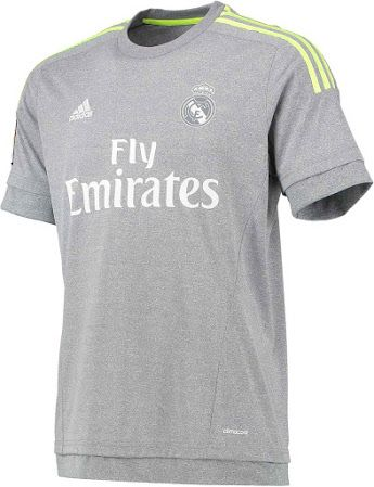 Real Madrid 15-16 Kits Released - Footy Headlines