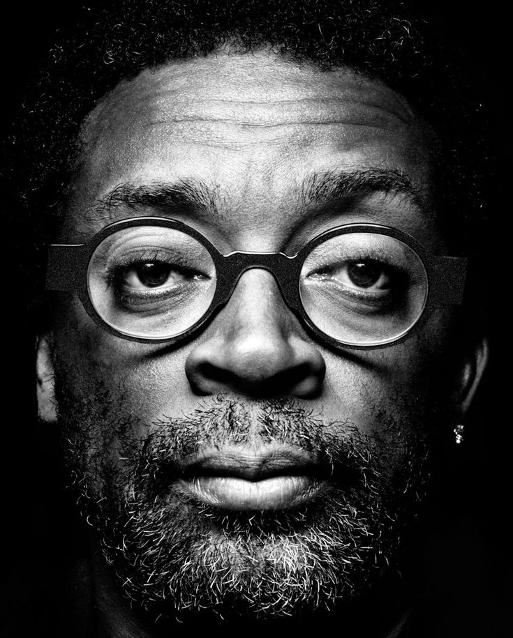 """""""I think black people have to be in control of their own image because film is a powerful medium. We can't just sit back and let other people define our existence."""" Spike Lee"""