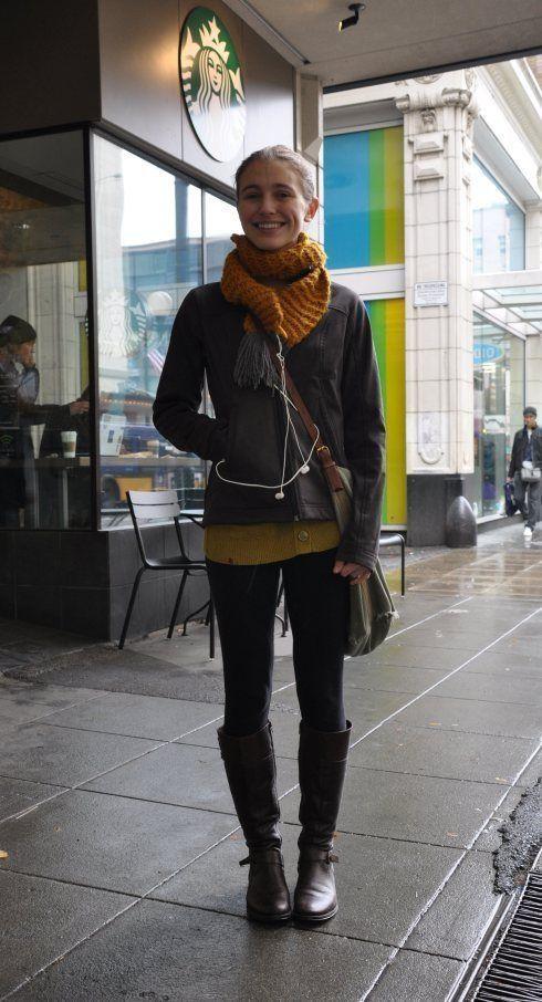 52 Uni-Outfit-Ideen, die Sie diesen Winter stehlen möchten