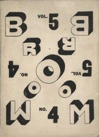 E.Lissitzky Broom Vol.5 nr.4 1923