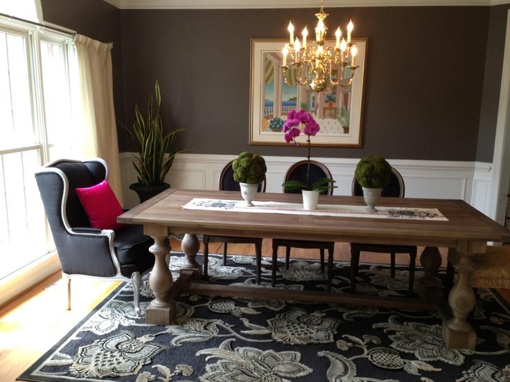 ambassador dining room. 131 best Dining room images on Pinterest  Chandeliers 7 piece dining set and Ballard designs