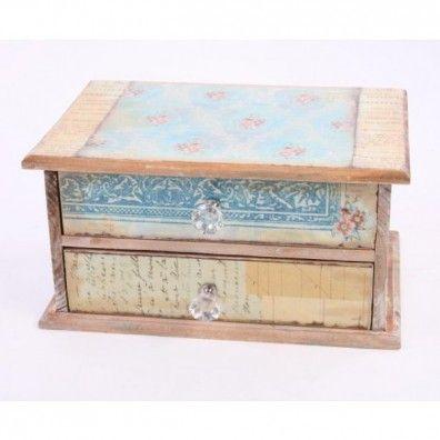 Cute vintage trinket box